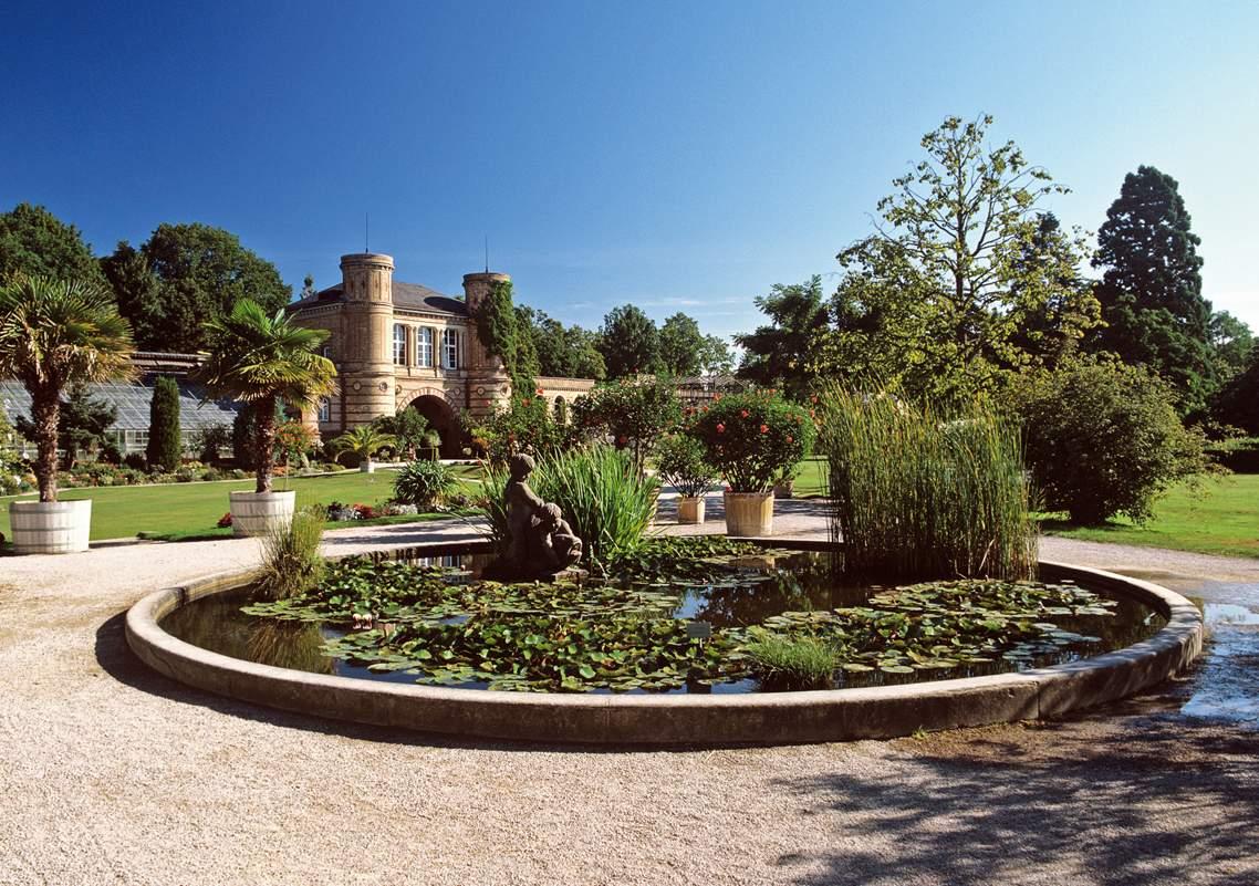 Beau Botanischer Garten Karlsruhe