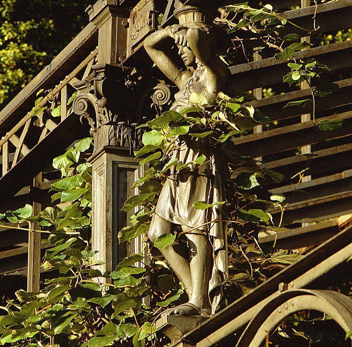 Botanischer Garten Karlsruhe öffnungszeiten: Stilgeschichte