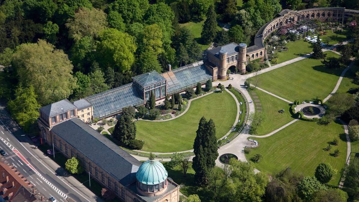 Karlsruhe Botanical Gardens; photo: Staatliche Schlösser und Gärten Baden-Württemberg, Achim Mende
