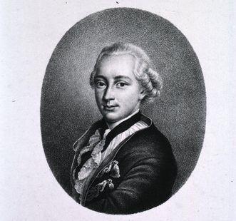 Portrait Dr. Joseph Gottlieb Kölreuter