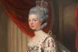 Porträt der Königin Charlotte. Joshua Reynolds, 1779