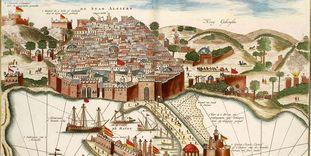 Algier um 1690, Gerard van Keulen