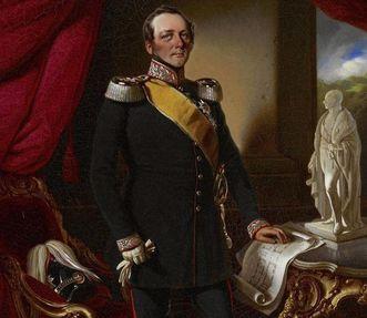 Bildnis des Großherzogs Leopold von Baden