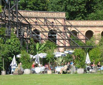 Badische Weinstuben im Botanischen Garten